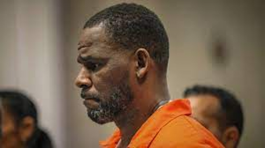 USA:R. Kelly found guilty in sex trafficking trial
