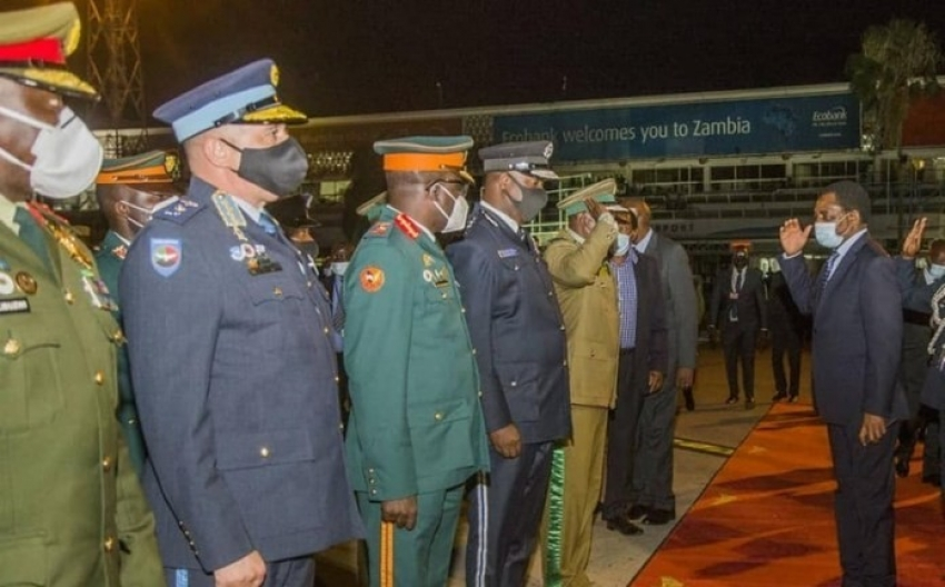 Zambia: President Hakainde Hichilema on his way to the 76th UN General Assembly meeting