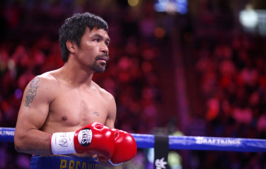 Manny Pacquiao retires from boxing
