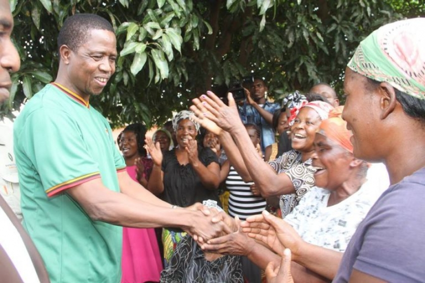Zambian Govt To Help Flood Victims