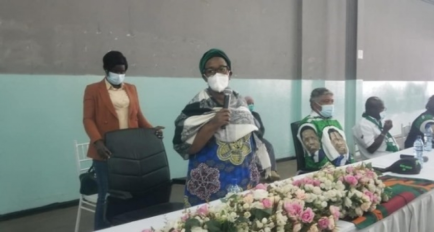 PF will ensure Zambians benefit more from the natural resources -Nkandu Luo