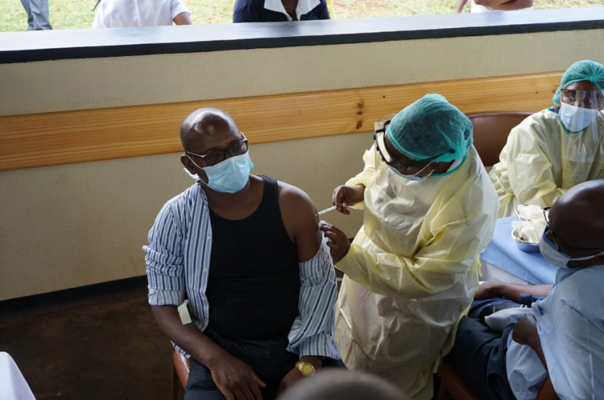 Zim: Thousands Set To Benefit From Seedco Vaccination Initiative