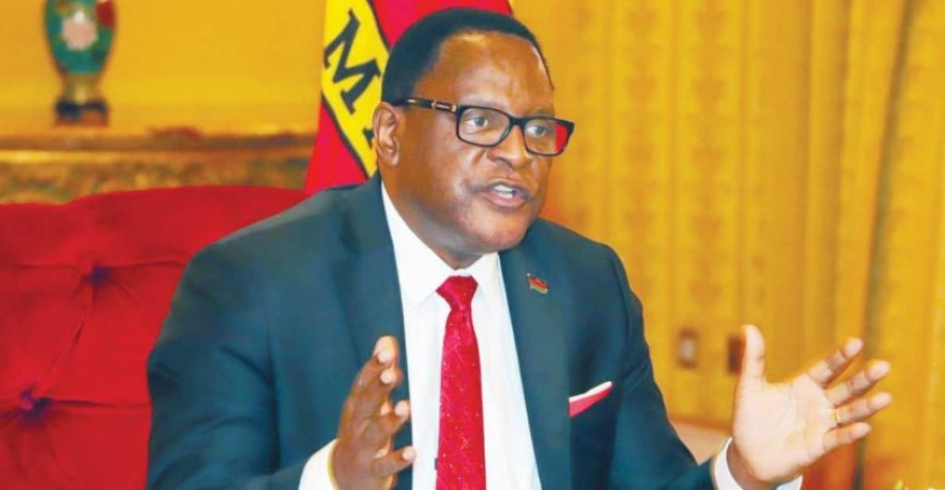 Malawi: Do not wait for employment, do your part—Chakwera
