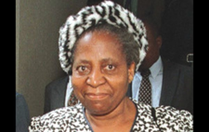 Former Zim First Lady, Janet Banana, Dies Aged 83