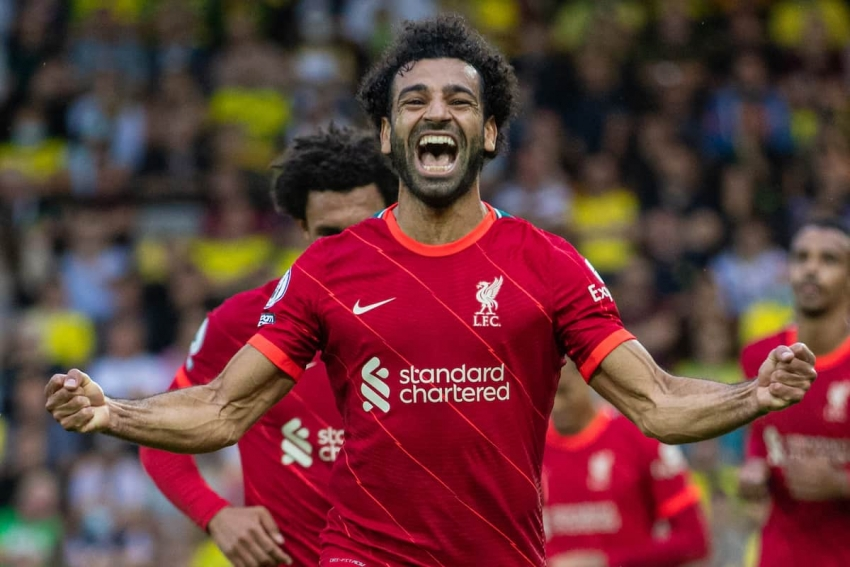 """Atletico Madrid boss Diego Simeone has described Mohamed Salah as """"extraordinary"""""""